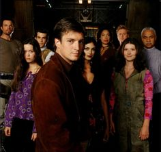 Rumor of the Day: There's a Firefly animated spinoff in the works?   Blastr