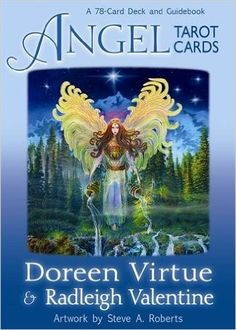 angel tarot cards..ordered these,just waiting for them to arrive