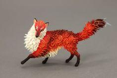 fox sculptur | Tumblr