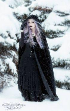 Witchie dark boho