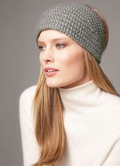 Knitted Turban by Elegance