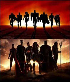 Justice League ♥♥♥