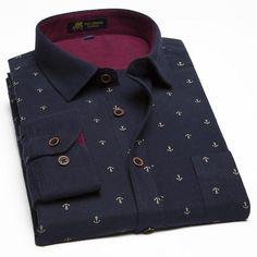 Men's Shirts Plus Size 9XL 10XL 11XL New Model Shirts Print Mens Fancy Shirts Male Casual Dress Shirts Men's Thickening Cotton Shirts M463