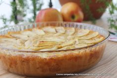 Tarta de manzanas (la mía de siempre)