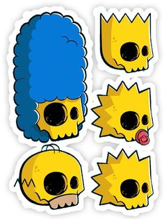 Graffiti Alphabet, Graffiti Doodles, Graffiti Drawing, Graffiti Lettering, Cool Art Drawings, Street Art Graffiti, Art Drawings Sketches, Easy Drawings, Simpsons Drawings