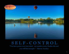 SELF CONTROL by WestExpression on Etsy