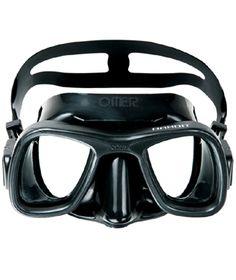 OMER Bandit All Black Diving & Snorkeling Sporting Goods - https://xtremepurchase.com/ScubaStore/omer-bandit-all-black-573015548/