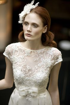 Chloe dress Mira Zwillinger 2013-2014 Bridal Collection