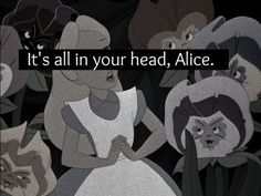 My obsession with Alice in Wonderland still grows with my age...