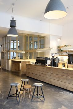 The Barn Roastery Berlin by Petite Passport