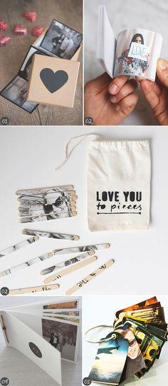 Dia dos Namorados | 5 ideias de presentes utilizando fotografias.