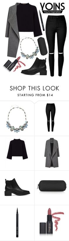 """""""Untitled #2036"""" by moria801 ❤ liked on Polyvore featuring Jaeger, Miss Selfridge, Topshop, Bobbi Brown Cosmetics, Gorgeous Cosmetics, women's clothing, women, female, woman and misses"""