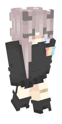 Check out our list of the best Girl Minecraft skins. Minecraft Skins Galaxy, Minecraft Skins Kawaii, Cool Minecraft, Minecraft Designs, Minecraft Buildings, Skin Mine, Minecraft Skins Aesthetic, Hama Beads Minecraft, Perler Beads