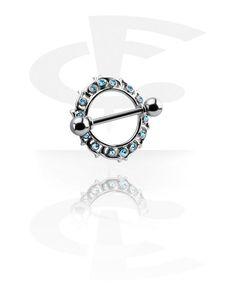 Concha brustwarzenpiercing-pecho piercing para pezones pezones nipple intimp