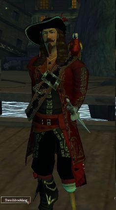 Pirates of the Burning Sea Avatar II by Edward-Smee.deviantart.com on @deviantART