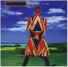 #EARTHLING is a strange album title coming from a man who's made a career out of ruminating on rock and rollers from Mars and other faraway places. But after all this time, it makes sense. #Bowie's 1970s experiments in dance music, art-rock and other space-age pop forms helped lay the groundwork for modern styles like ambient and techno, and now he comes across as an astronaut inspired by what he's found and looking for a way to bring it all back home. #davidbowie