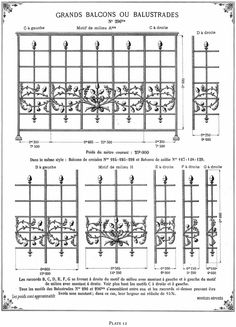 Wrough iron dwarf railing and gate | Wrought Iron Gate Designs ...
