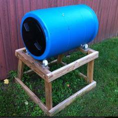 Diy Gravity Fed Drip Irrigation System Gardening Ideas Pinterest Irrigation Drip