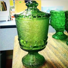 The family store on South Main Street is Gleaming in green!!! Browse through the dishes and Bric-a-Brac section for more trendy buys!