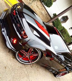camaro #black #chevy