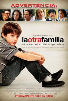 La Otra Familia   2011   Latino   Después de ser abandonado durante tres días por una madre adicta al crack, a Hendrix, un niño de siete años, lo encuentra una amiga que lo entrega a una pareja homosexual. Mientras que a la madre la obligan a seguir un tratamiento de rehabilitación, su amante, un...
