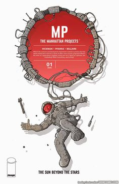 The Manhattan Projects – The Sun Beyond the Stars 001 (2015) | View Comic
