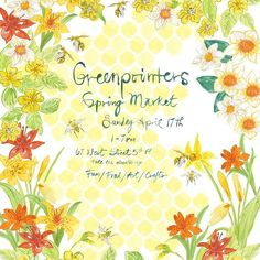 Thrilled to announce that in 2 weeks Jane & Rocco will be showcased at the GREENPOINTERS SPRING MARKET in the breathtaking @greenpoint_loft! Hope to see you there for a wonderful day of shopping from 1-7pm! Mark those calendars! @greenpointers   #janeandrocco #greenpoint #greenpointers #spring #springmarket #springtime #bk #shoplocal #ecoclothing #nontoxic #ecographictee #gogreen #sustainable #sustainability #everydayisearthday #followme #followus #smallbusiness #supportthelocals…