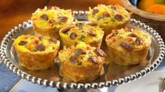 Hashbrown, Sausage, and Egg Muffin Cups