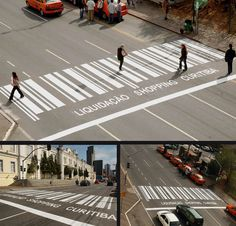 海外のとてもクリエイティブなフロア広告:ハムスター速報 - via http://bit.ly/epinner