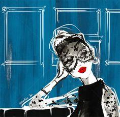 Illustrations by commercial Fashion, Beauty illustrator Caroline So represented by leading international agency Illustration Ltd. To view caroline's portfolio please visit http://www.illustrationweb.com/in/artists/CarolineSo/view