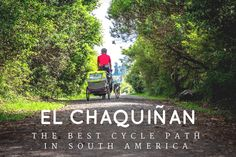 El Chaquiñan: The Best Cycle Path In South America