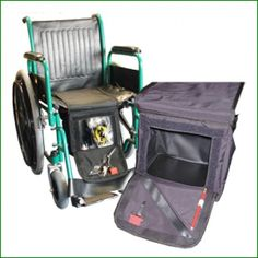 Bags For Wheelchairs | Down Under Storage Bag
