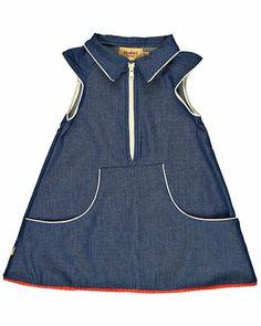 AlbaBabY Denim 'Cry dress' jurken