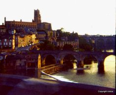 Art tour of France - Albi - the birth place of Toulouse-Lautrec