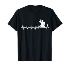 Amazon.com: Ninja Heartbeat. Ninjutsu Pulse. Japanese Samurai Warrior T-Shirt: Clothing