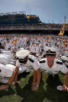 usna- football games are a blast! yes im going to be doing this in a couple of years, God willing