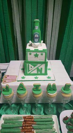 Football team cake/ Atletico Nacional