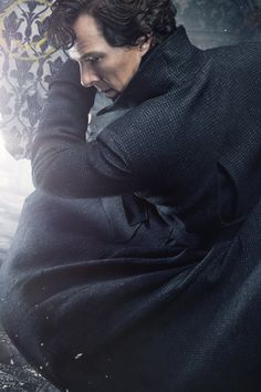 Sherlock - Series 4 / Season 4 promo pic