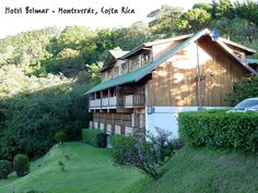 Monteverde, Costa Rica, Cabin, House Styles, Home Decor, Cabins, Cottage, Interior Design, Home Interior Design