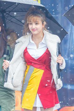 twice - jihyo Kpop Girl Groups, Korean Girl Groups, Kpop Girls, Park Ji Soo, Twice Korean, Jihyo Twice, Under The Rain, Fandoms, Cute Korean