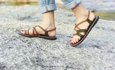 NittyNice sandal are handmade shoes. You can design and made to order the way you want. Visit sandals design : www.nittynice-sandal.com