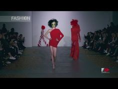 GARETH PUGH London Fashion Week SS 2016 by Fashion Channel