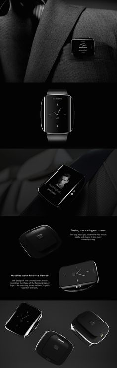 samsung smart watch concept - Electronics gadgets,Electronics apple,Electronics for teens,Electronics organization,Electronics projects Wearable Device, Wearable Technology, Smartwatch, Radios, Samsung, Tecno, Cool Watches, Tag Watches, Apple Watch