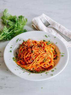 Homemade Brioche takes some time days! Plus, this homemade brioche recipe is sure to impress everyone you make it for. Tuna Tomato Pasta, Tomato Pasta Recipe, Pasta Recipes, Rice Recipes, Freezer Recipes, How To Make Pesto, How To Cook Pasta, Tuna In Olive Oil, Salsa Roja