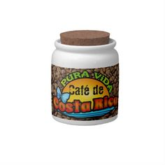 Love Costa Rican Coffee? Then this is the right Jar for you!