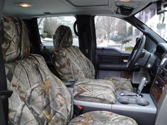 This would be awesome in a big ol jacked up chevy truck! <3