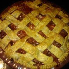 Old Fashioned Strawberry Pie Recipe - Allrecipes.com