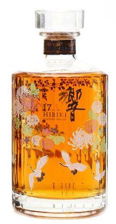 Hibiki 17 Limited Edition Japanese Whisky