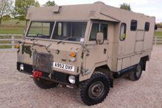Land Rover 101 Forward Control Ambulance - Land Rover Defender Icon