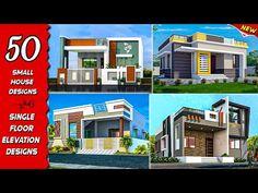 NIKSHAIL - YouTube House Front Wall Design, Bungalow House Design, Small House Design, Cool House Designs, Building Elevation, House Elevation, House Layout Plans, House Layouts, East Pakistan